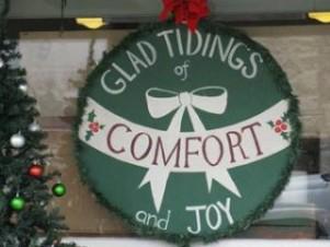Christmas In Comfort 2020 Christmas in Comfort | The Comfort Chamber Of Commerce